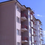 Building Construction in Gjakova