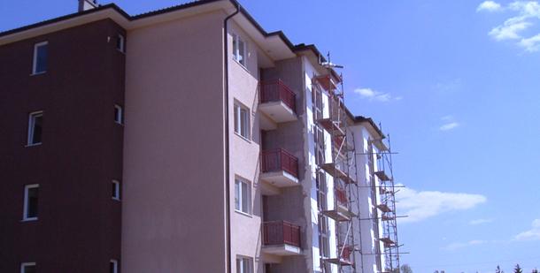 Building Construction in Gjakova