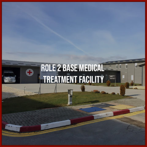 Role 2 Base Medical Treatment Facility